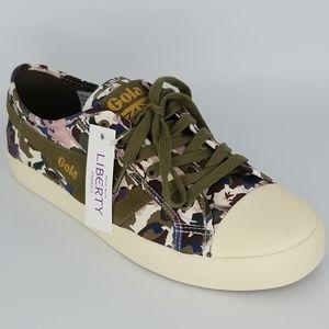 Gola x Liberty Camo Classics Coaster Sneakers New